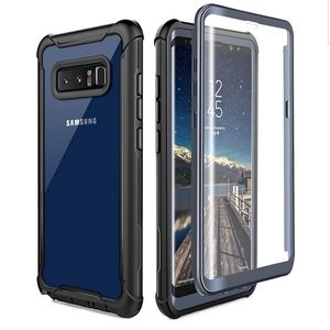 FITFORT Samsung Galaxy Note 8 Case, Black, VGUC